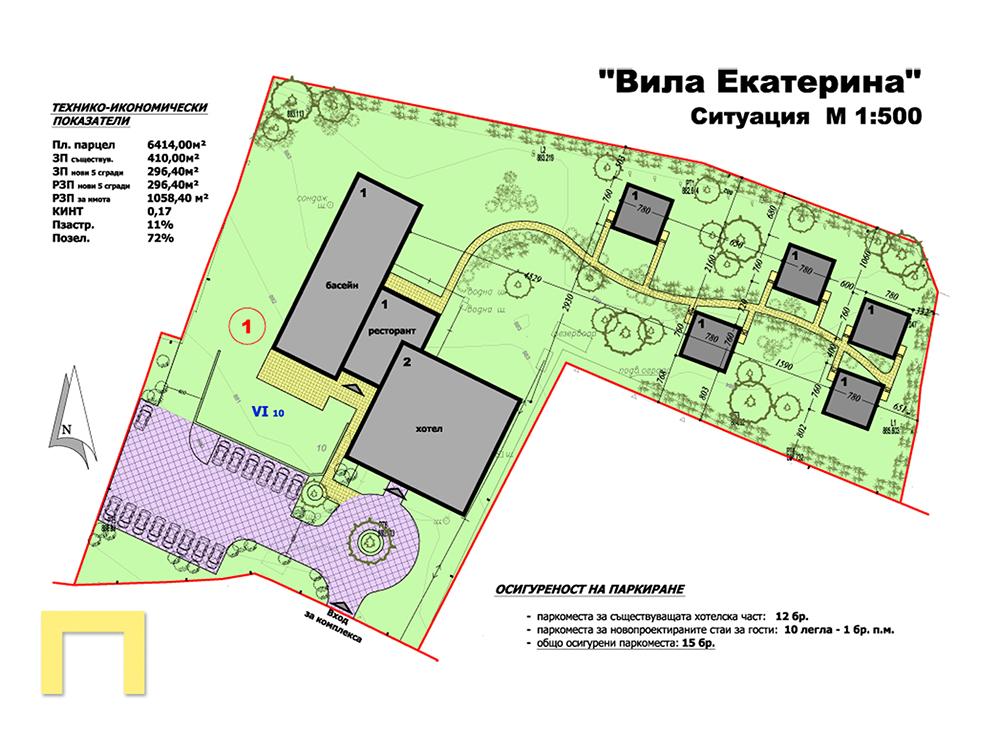 Villa Ekaterina