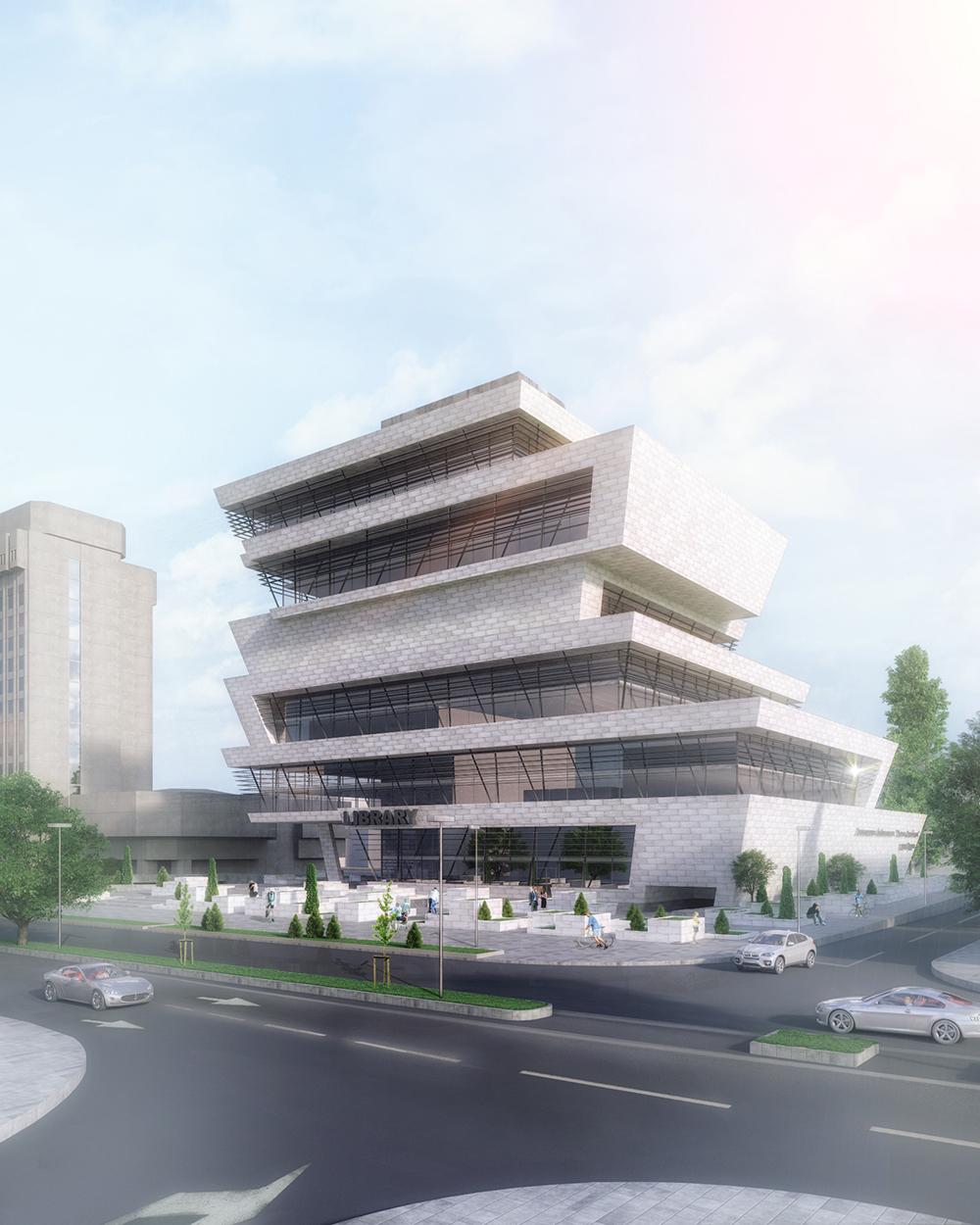 Library Varna