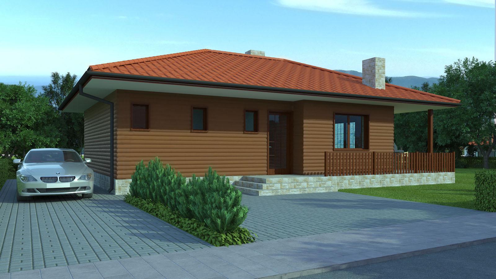 House Lesnovo